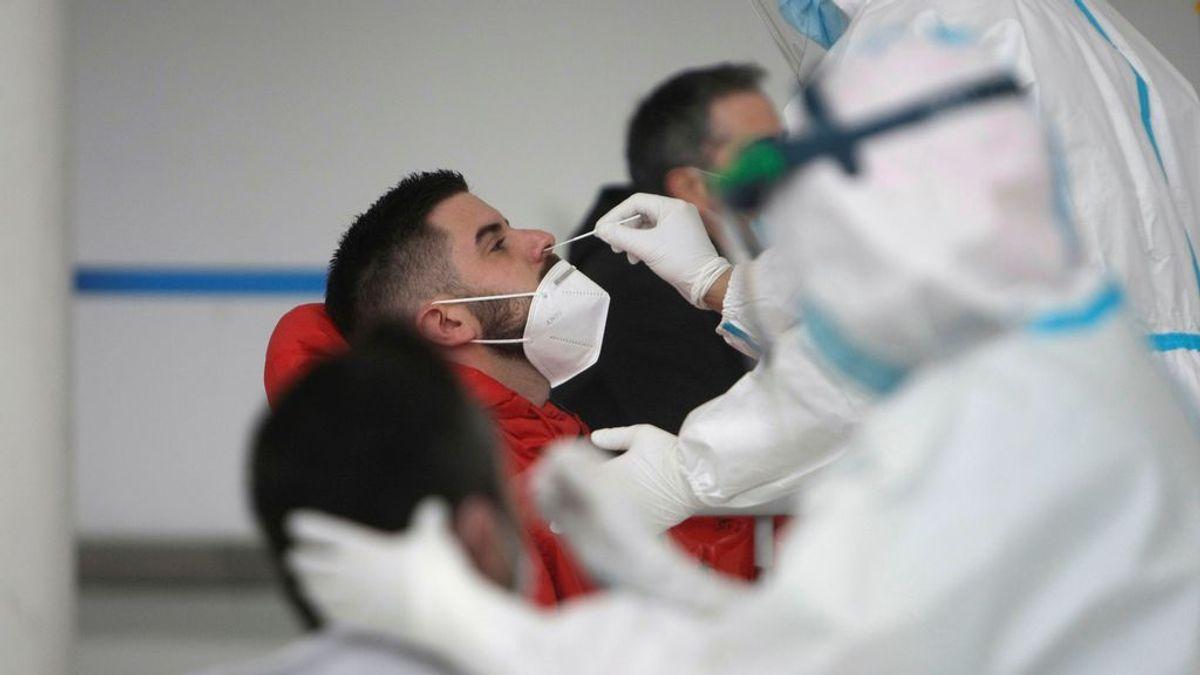 Sanidad suma una subida de 131 muertos pero los hospitalizados caen a 9.795