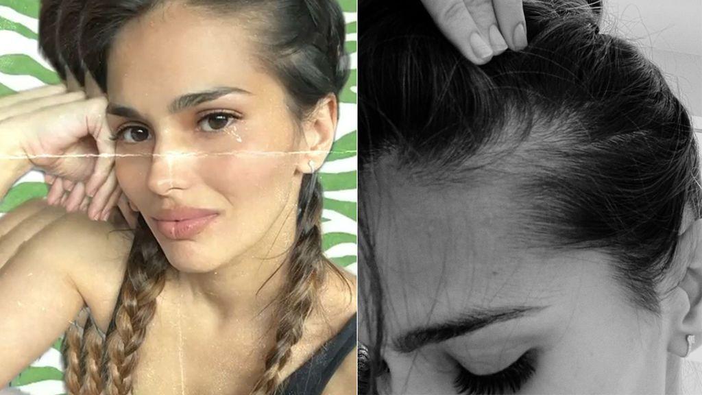 """Sara Sálamo comparte su caída de pelo postparto: """"Es la cruda realidad, la comparto con sus luces y sombras"""""""