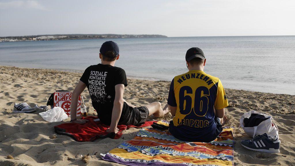 Balance de la Semana Santa en la zonas de playa: la ocupación alcanza en 65% , pero con pocos hoteles abiertos