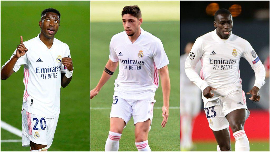 Los jugadores del Real Madrid que disputarán por primera vez una semifinal como jugador blanco