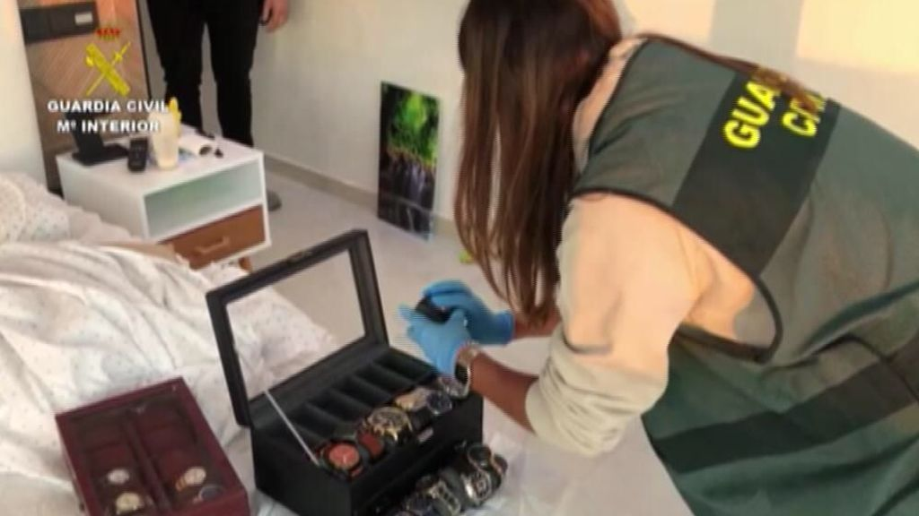 Desarticulados seis grupos dedicados al narcotráfico que termina con 106 detenidos en Cádiz
