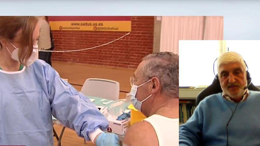 ¿Es buena idea retrasar la administración de las vacunas de Pfizer y Moderna para inmunizar a más gente?