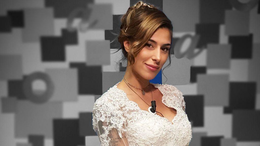 El vestido de novia de Bea, al detalle: inspírate con este look nupcial