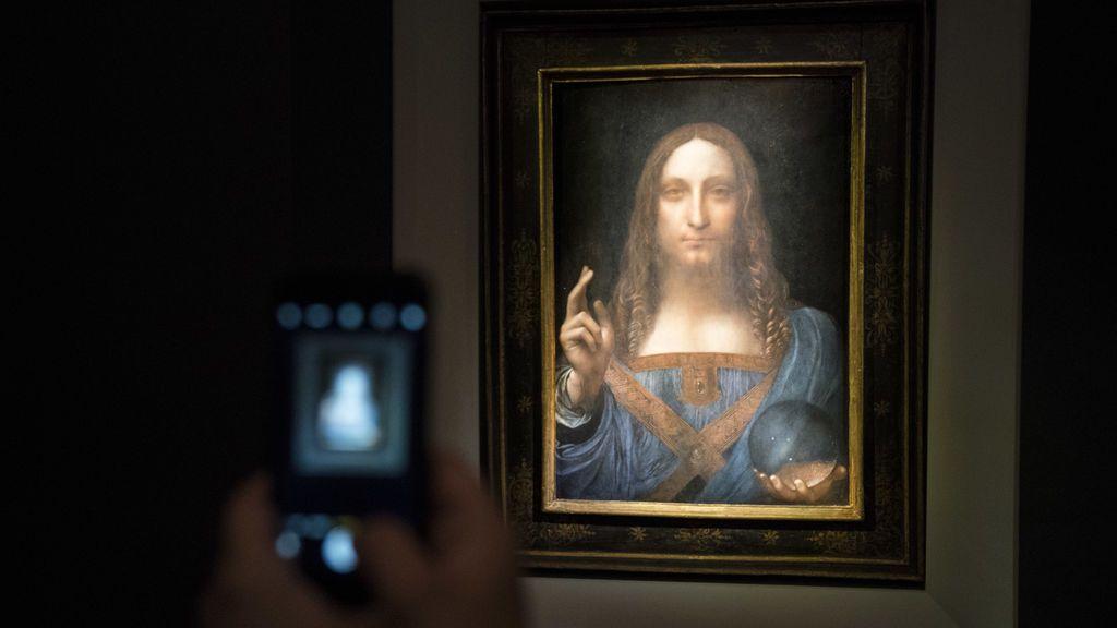 'Salvator Mundi': ¿es de Leonardo da Vinci?