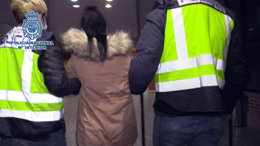 Un triángulo amoroso, detrás del crimen de un hombre en una calle de Madrid