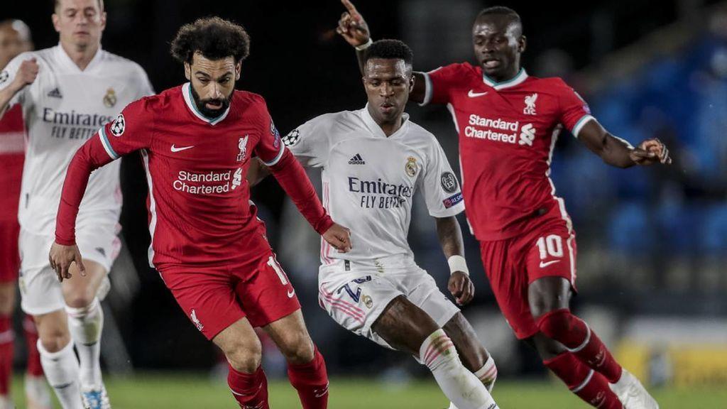 Liverpool - Real Madrid: el minuto a minuto del partido que da el pase a las semifinales de la Champions