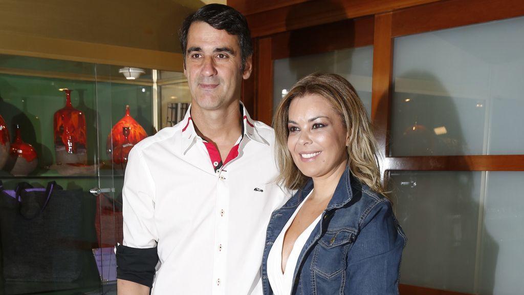 Jesús Janeiro y María José Campanario