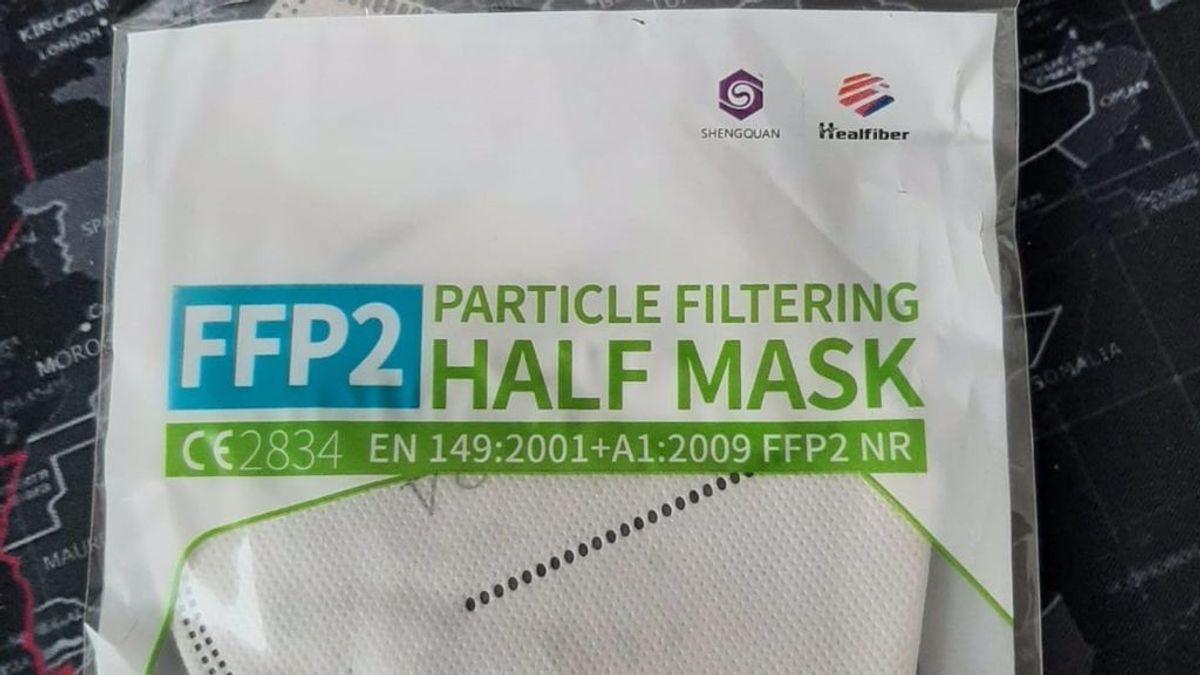 El Gobierno vasco retira las mascarillas de grafeno que usan sanitarios y ertzainas