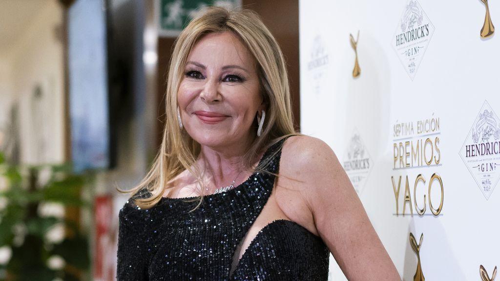 La madre de Ana Obregón, ingresada en un hospital madrileño