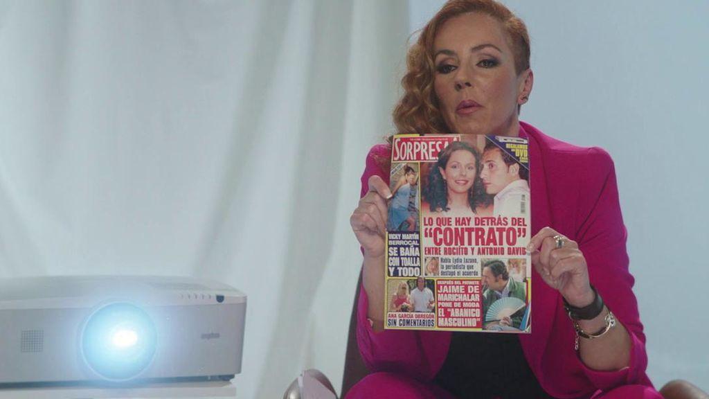 """Rocío Carrasco asegura que Lydia Lozano mintió sobre su convenio regulador y ella responde: """"Me siento engañada"""""""