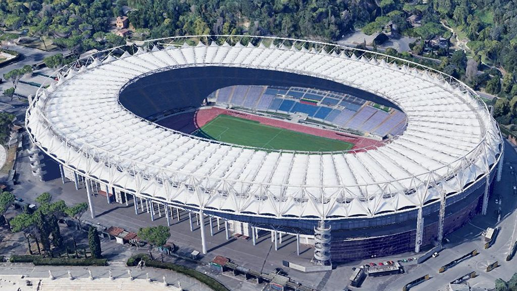 Roma se suma a la lista de ciudades confirmadas por la UEFA para que sea sede de la Eurocopa