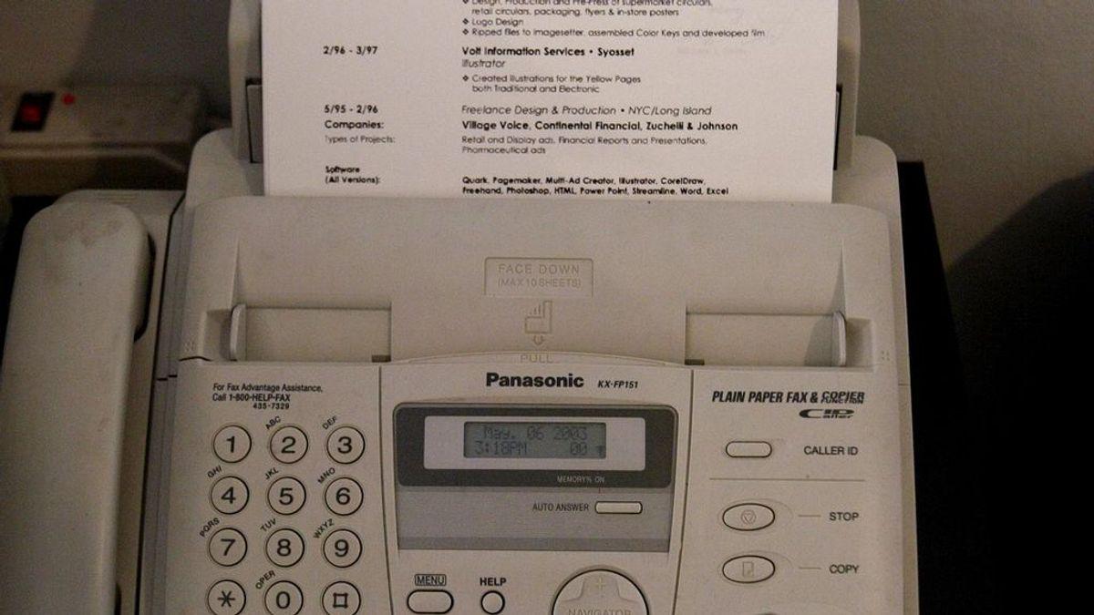 La Administración Publica de Canarias jubila el fax y se pasa al correo electrónico