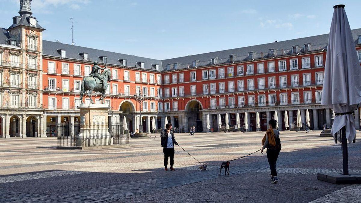 Madrid suma 2.594 casos de coronavirus y bajan los hospitalizados