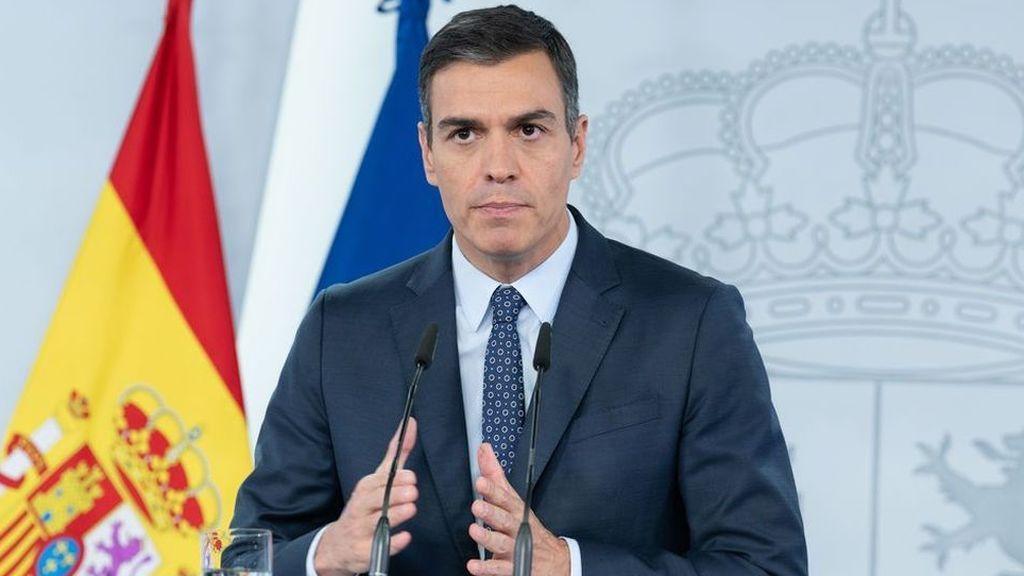 En directo: rueda de prensa de Pedro Sánchez