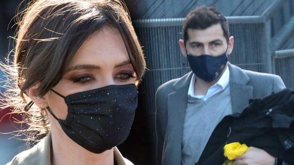 Sara Carbonero e Iker Casillas firman el divorcio: dos casas, custodia monoparental y acuerdo de manutención