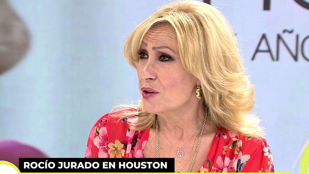 """La tierna anécdota de Rocío Jurado y Rosa Benito en el hospital de Houston: """"Cuando no estaba de bajón estaba feliz"""""""