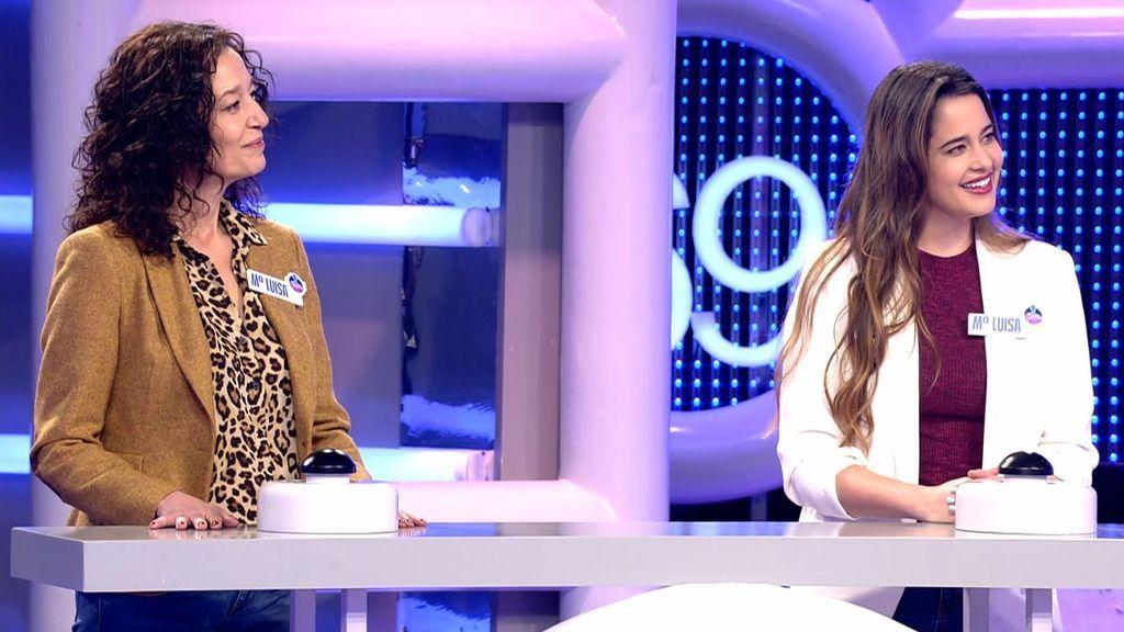 Mª Luisa y Marichu El concurso del año Temporada 3 Programa 469