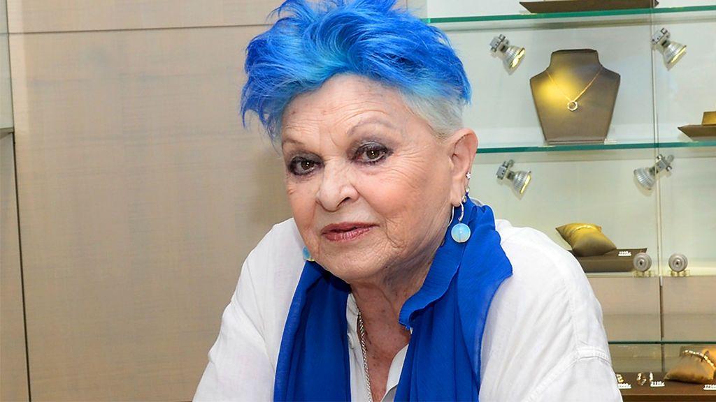 Lucía Bosé, en una imagen de 2012