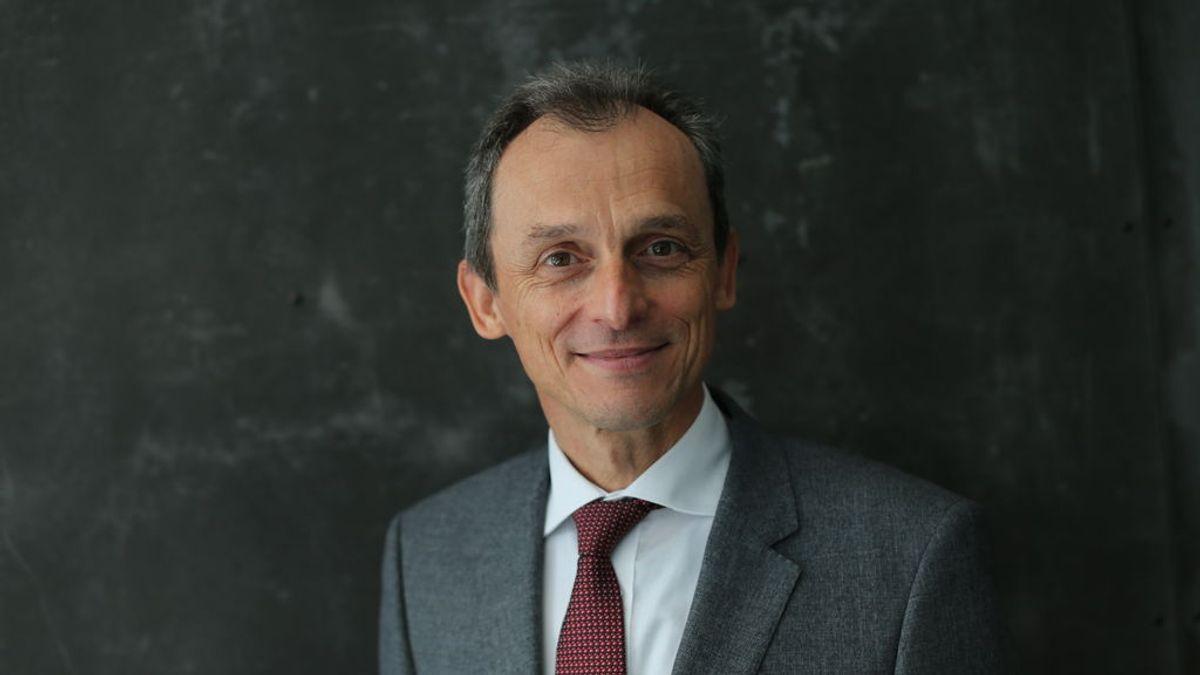 """Pedro Duque, ministro de Ciencia e Innovación: """"Un famoso tiene que tener cuidado con las cosas que dice"""""""