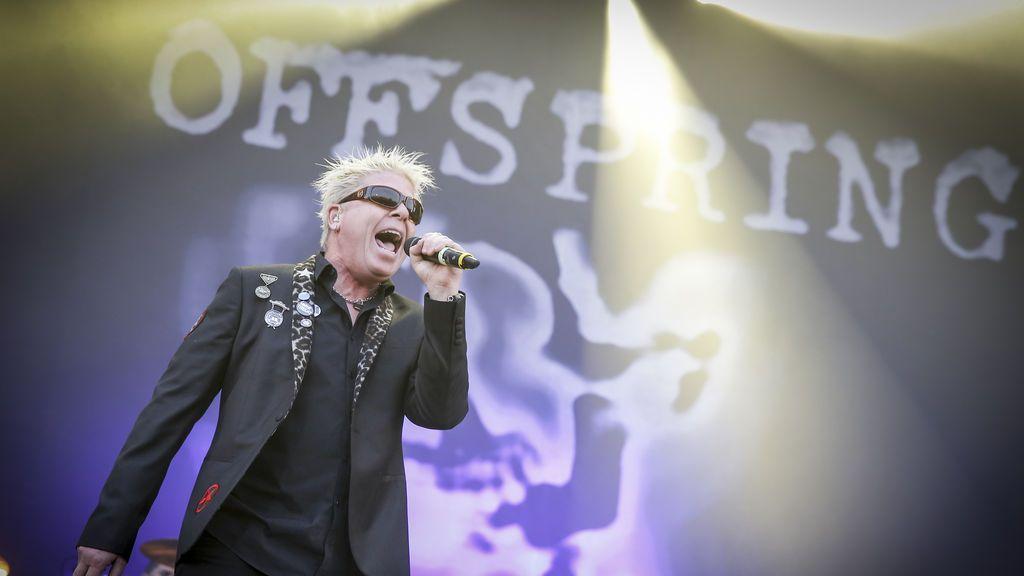 The Offspring publica 'Let the Bad Times Roll' y recupera el sonido punk que marcó a varias generaciones