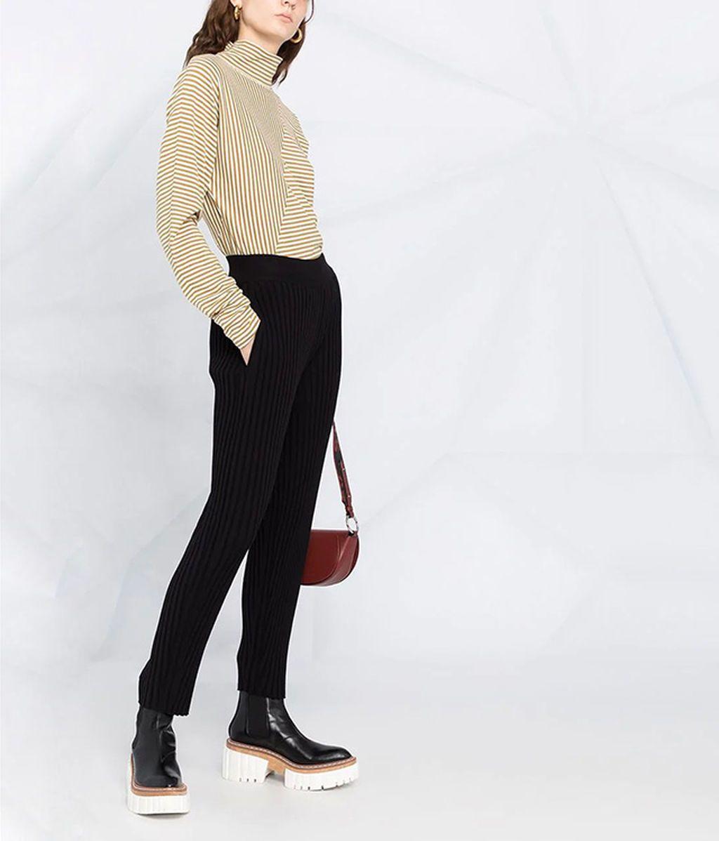 Pantalón de canalé de Stella McCartney