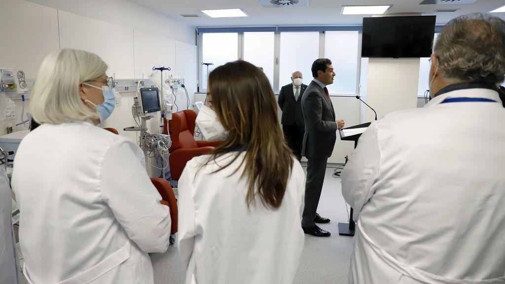 Andalucía es la primera comunidad en superar los 2 millones de vacunas puestas