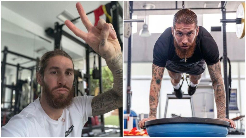 El confinamiento de Sergio Ramos: encerrado en una habitación, con la llave perdida y meditando su renovación