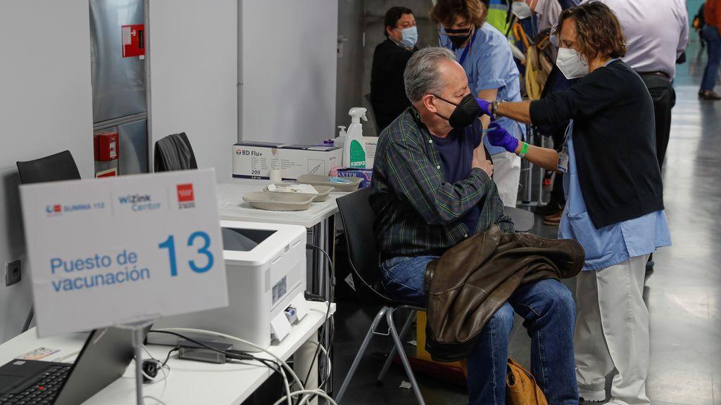 Como funciona el sistema de citas para la vacuna contra la covid en Madrid