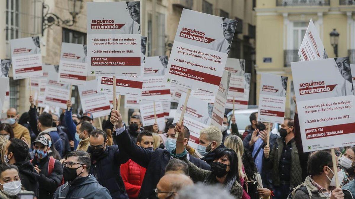 El TSJ valenciano suspende el cierre de bingos y casinos ordenados por la Generalitat