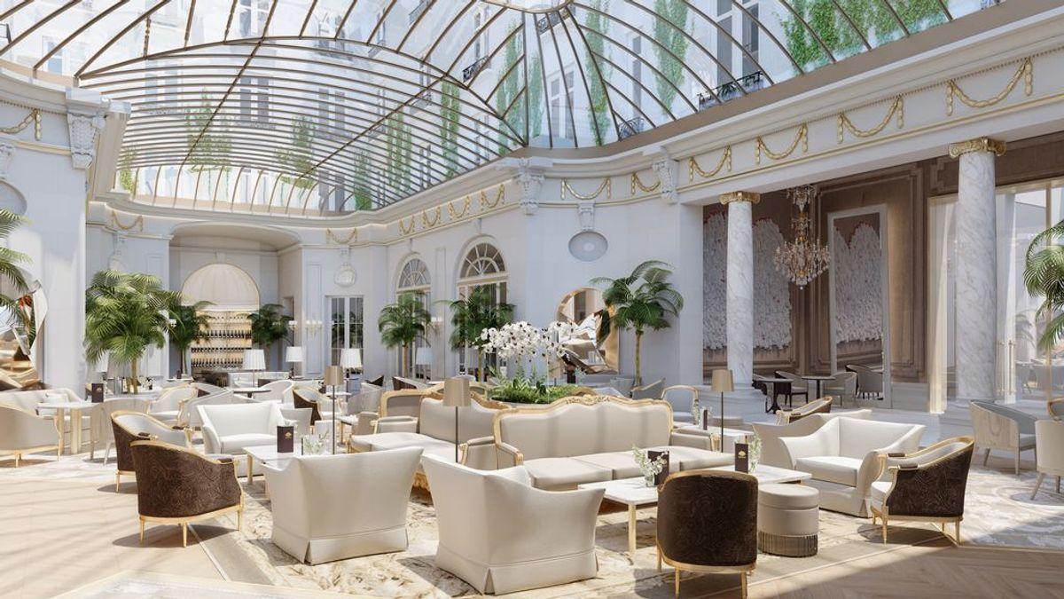 El hotel Mandarin Oriental Ritz de Madrid vuelve a abrir tras una reforma de tres años y 99 millones de euros