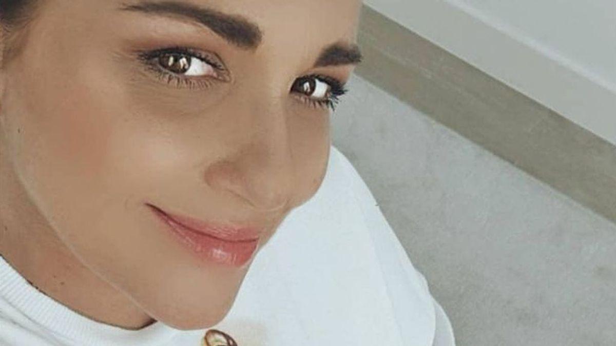 """Daniella Bustamante ya ejerce de hermana mayor y emociona a Paula Echevarría: """"No le suelta"""""""