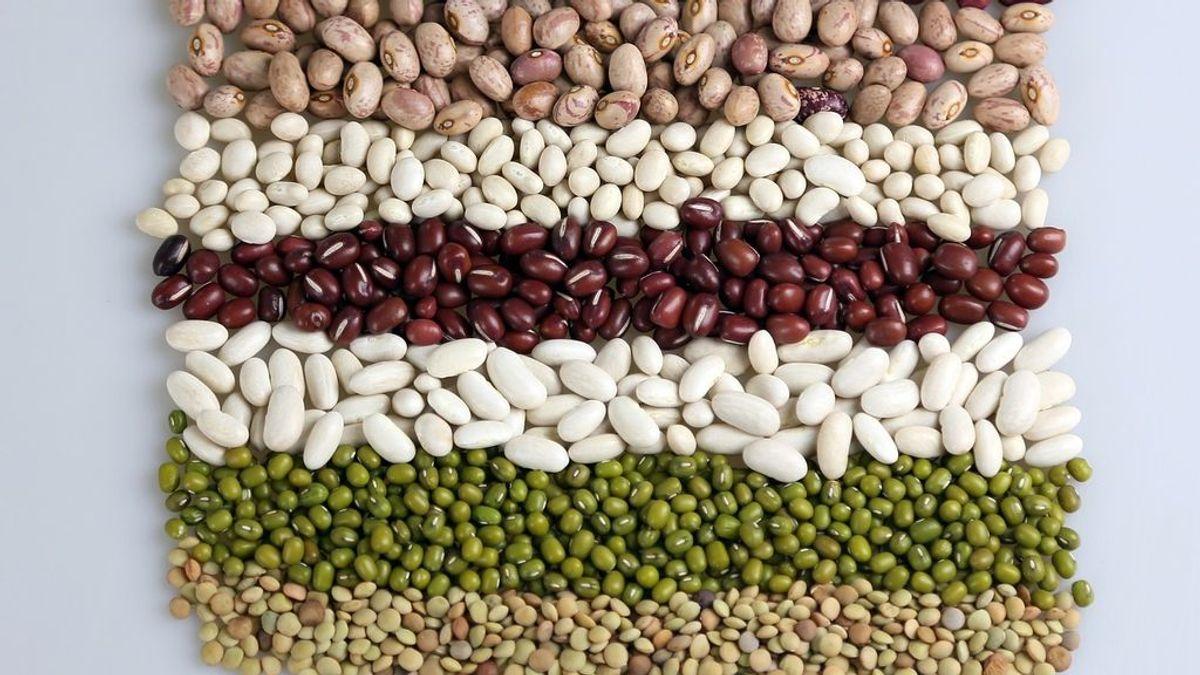 Las 7 legumbres con más contenido en fibra