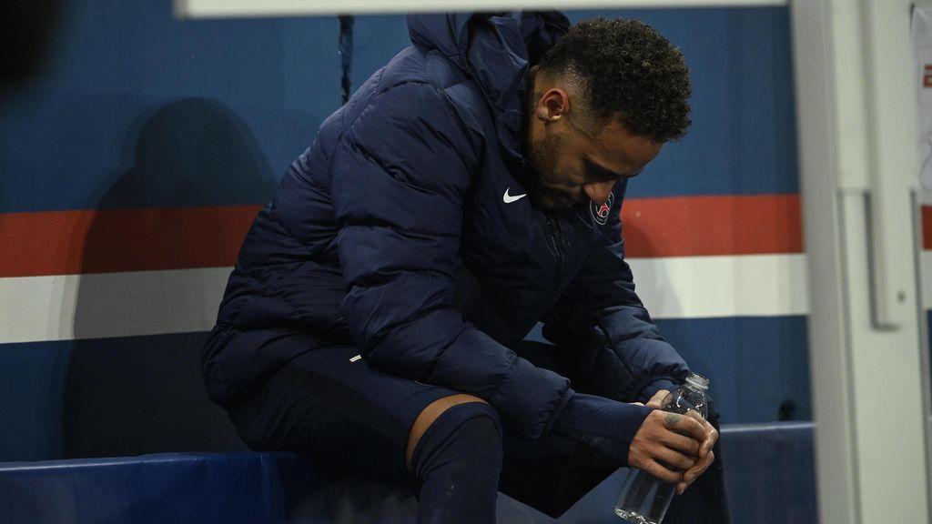 Neymar tiene una oferta de renovación del PSG hasta 2027.
