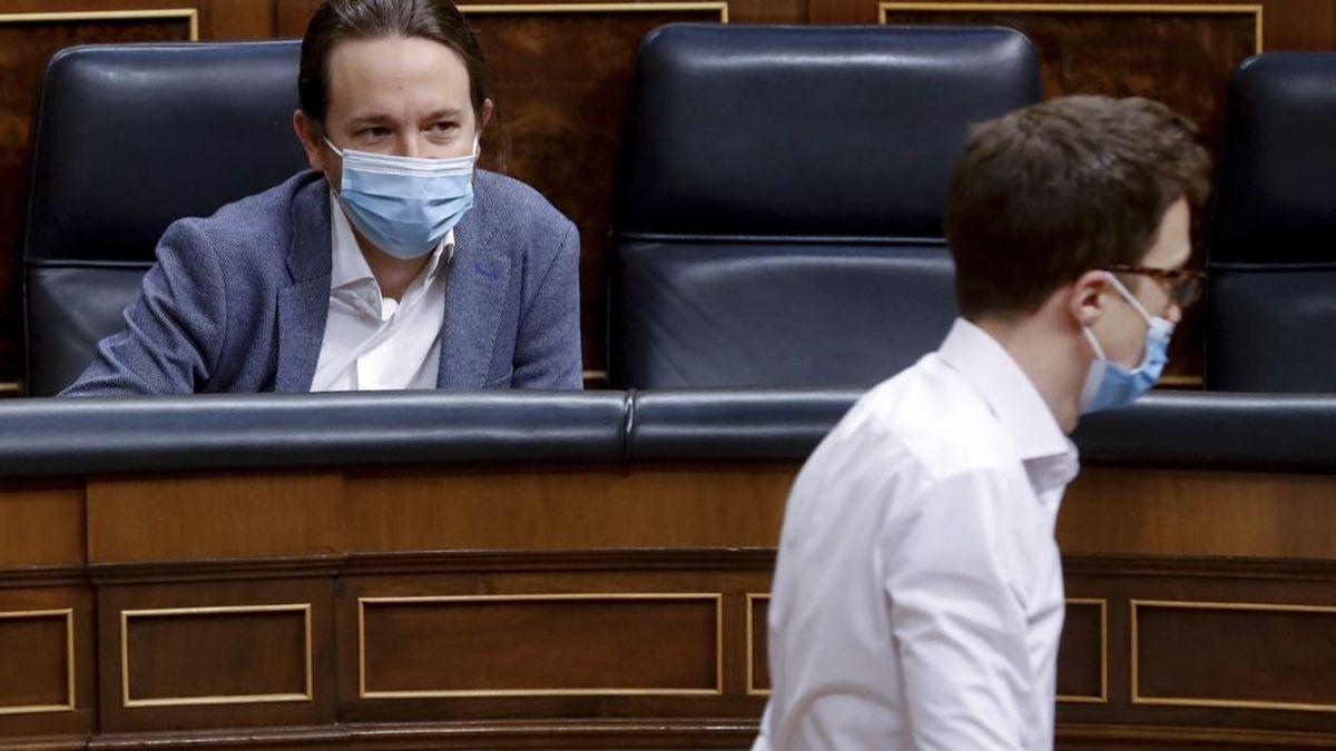Hackea la web de Más Madrid y desvía 8.000 euros a la cuenta de Podemos