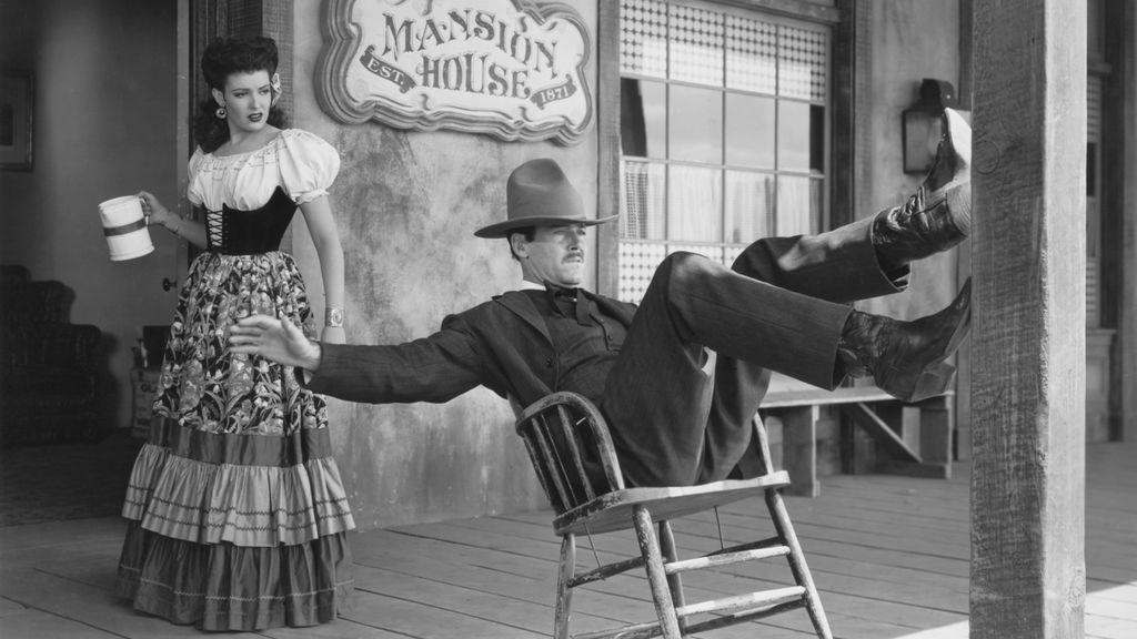 'Pasión de los fuertes' (1946)