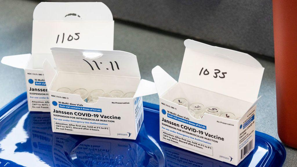 Estados Unidos retrasa una semana o más su decisión sobre la vacuna de Janssen por falta de datos