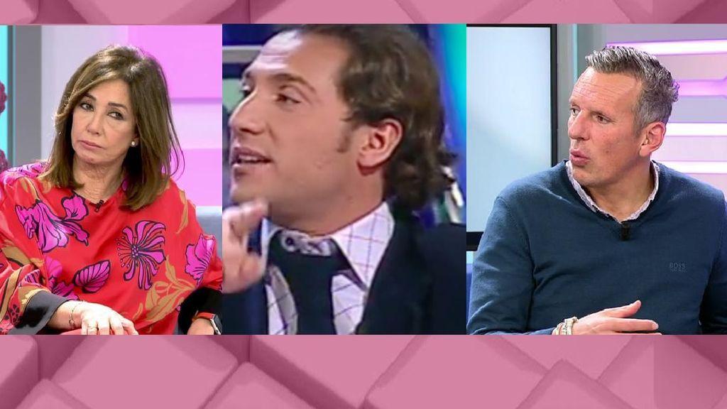 Ana Rosa y Joaquín Prat son muy críticos con Antonio David