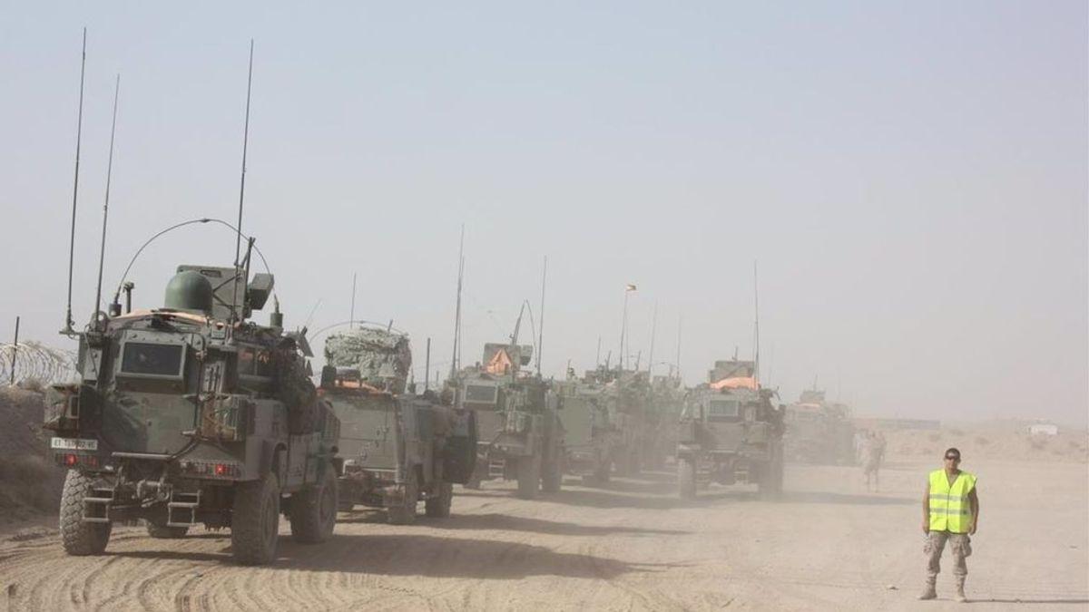 España se marchará de Afganistán de manera coordinada con Estados Unidos