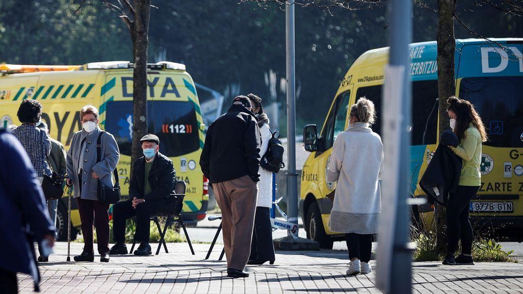 Sanidad reporta 126 muertos y los hospitalizados bajan a 9.724