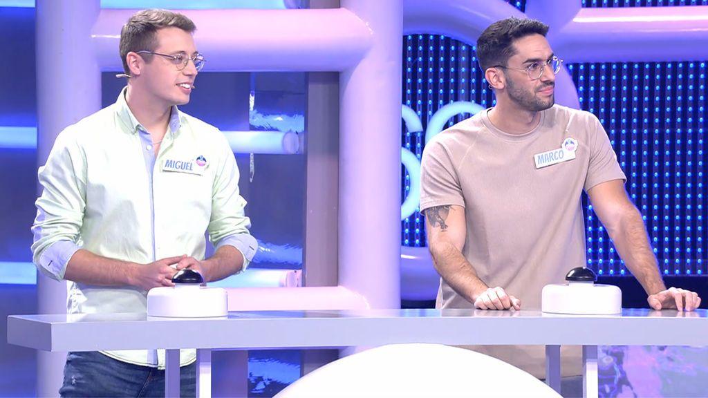 Miguel y Marco El concurso del año Temporada 3 Programa 470