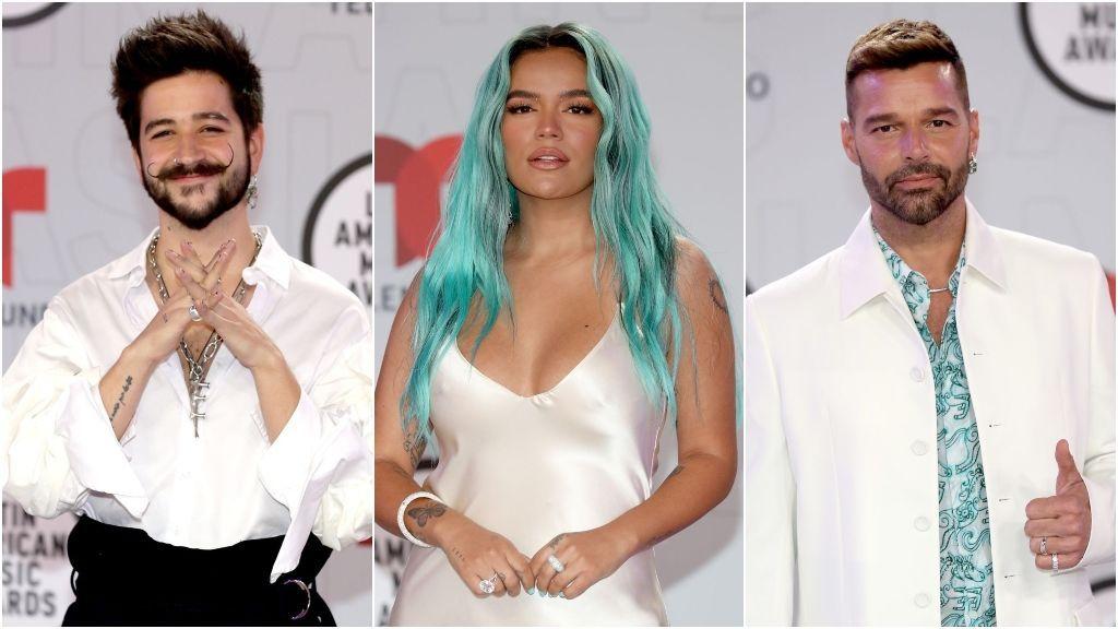 Aciertos y errores de los Latin American Music Awards 2021