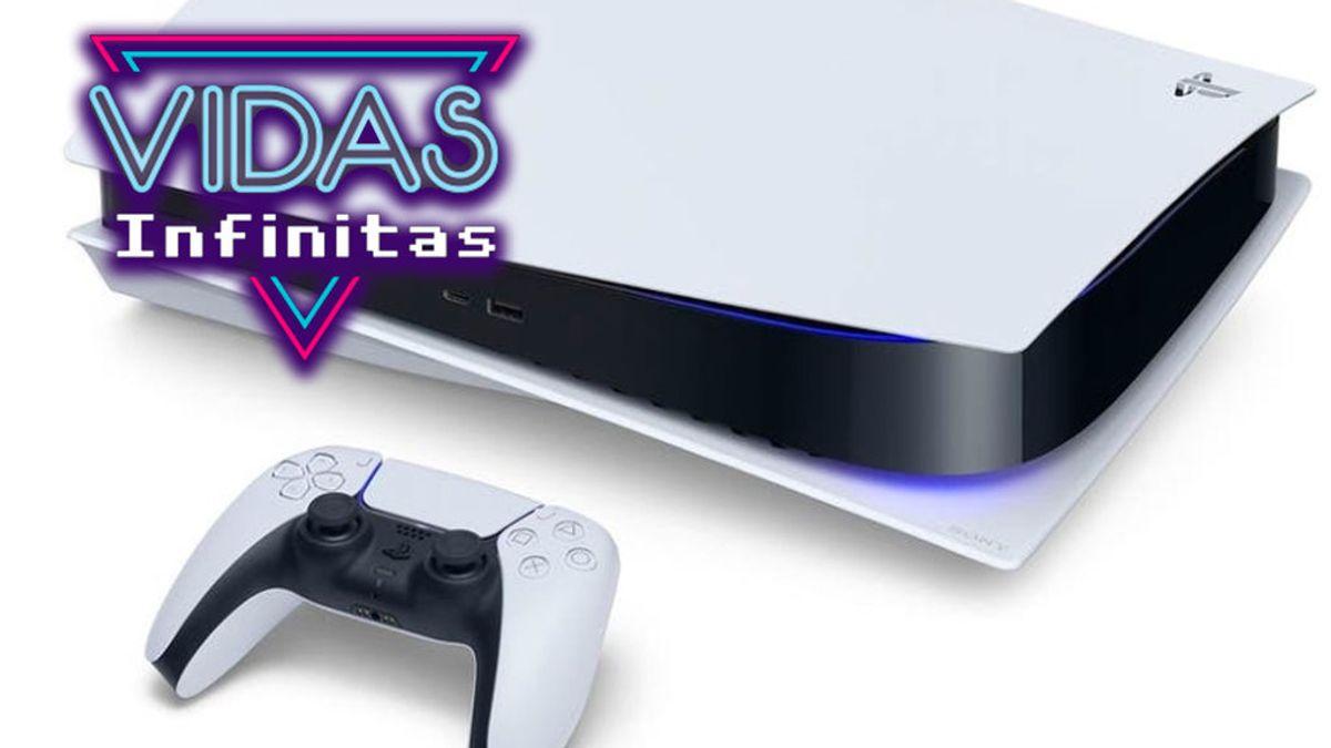 Vidas Infinitas #11: sensaciones con PlayStation 5, Love Actually y mesas para jugar