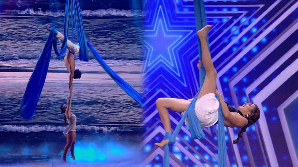 La actuación de Tela Marinera en la semifinal