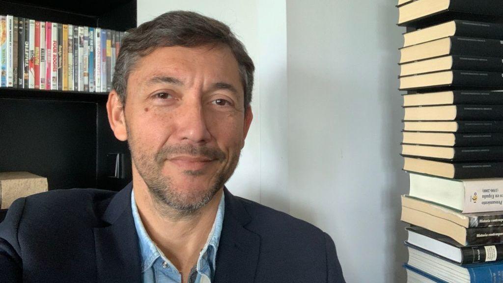 Javier Ruiz habla sobre economía en Uppers
