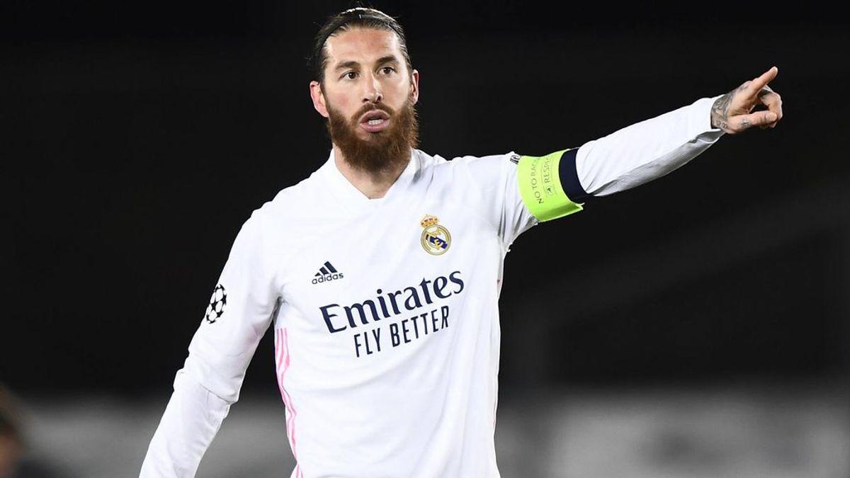 Sergio Ramos sigue sin renovar con el Real Madrid.