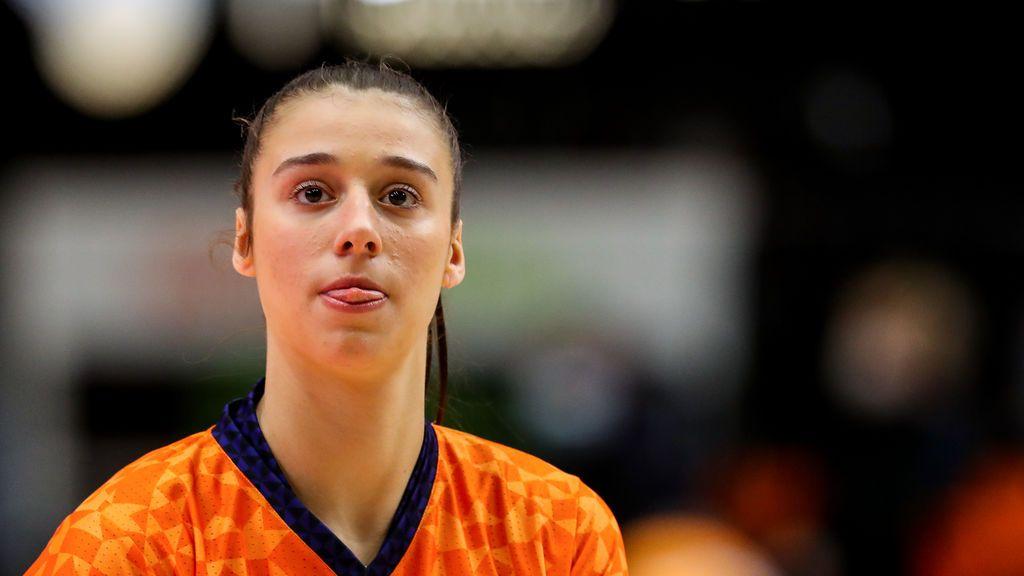 Raquel Carrera y Aina Ayuso, elegidas en el draft de la WNBA 2021 con un puesto histórico