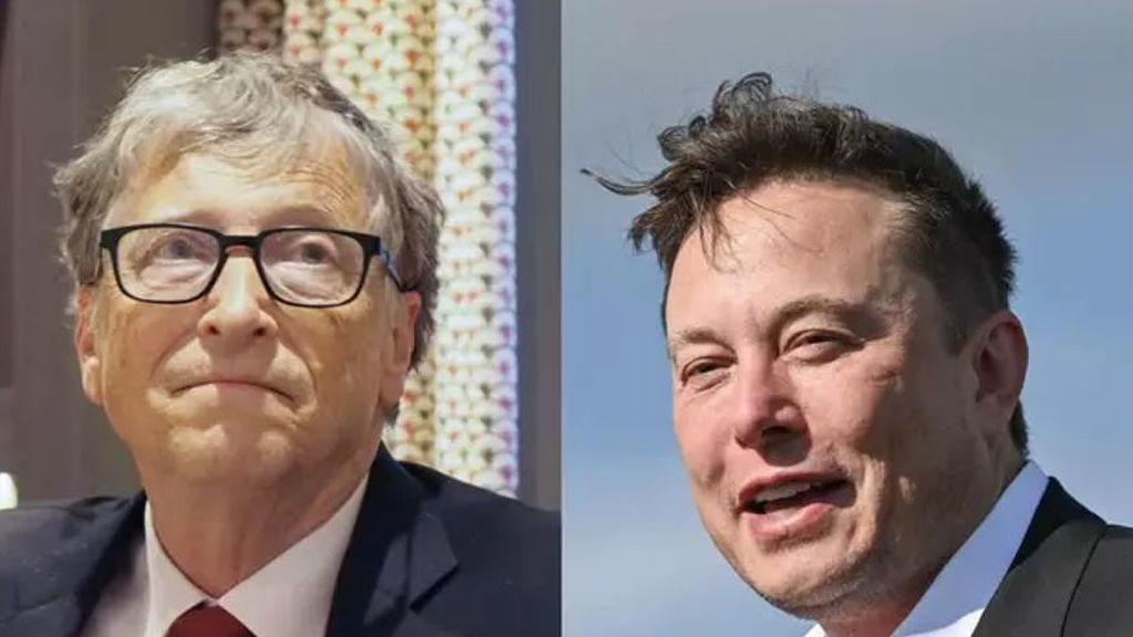 Elon Musk vs Bill Gates: una rivalidad con historia.