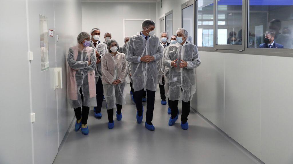 Sánchez espera que la farmacéutica Hipra tendrá la vacuna española en 2021