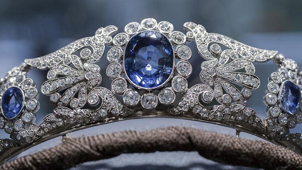 Los zafiros de Napoleón: Salen a subasta las joyas pertenecientes a la hijastra del emperador Bonaparte