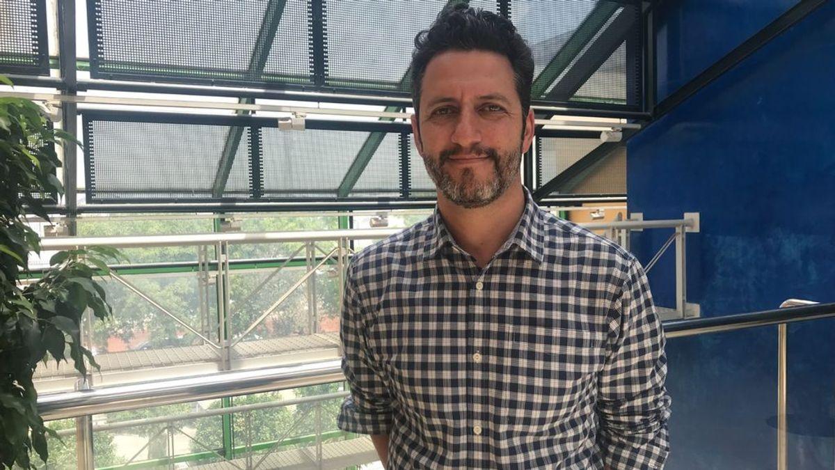 """David Moreno, director del Plan Andaluz de Vacunación: """"La clave está en la implicación de todos los sanitarios"""""""